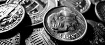 US coins, written - liberty